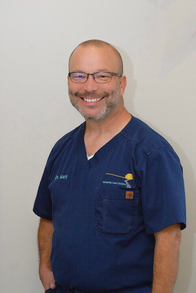 Dr. Matt Bickel, dentist
